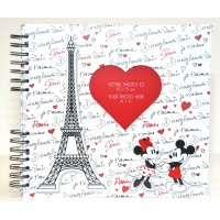 Mickey and Minnie Photo Album Scrapbooking
