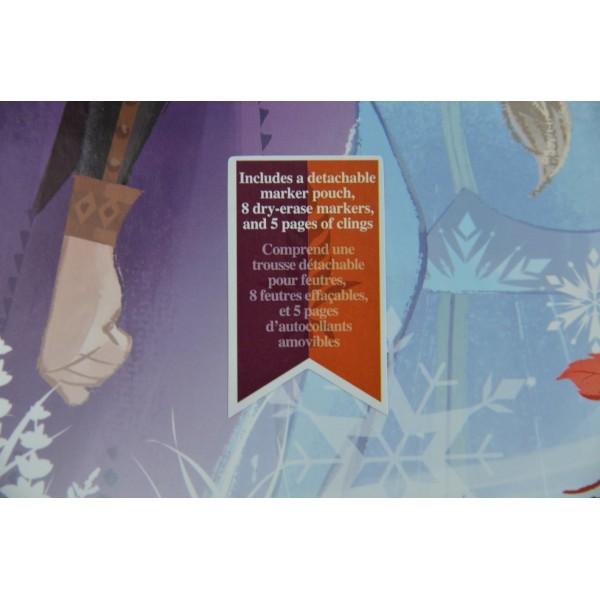 Disneyland Paris Frozen 2 Ring-bound Activity Book