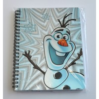 Olaf from Frozen Journal