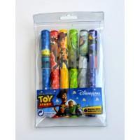 Disney Toy Story ballpoint pens, Set of 6