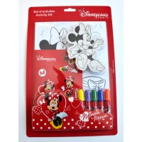 Minnie Mouse Fun on the Run Activity Kit