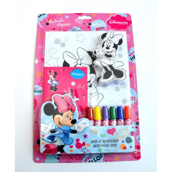 Disney Minnie Mouse Activity Set