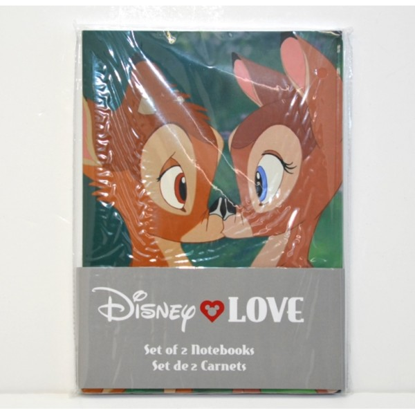 Disney Bambi Notebooks Set of 2