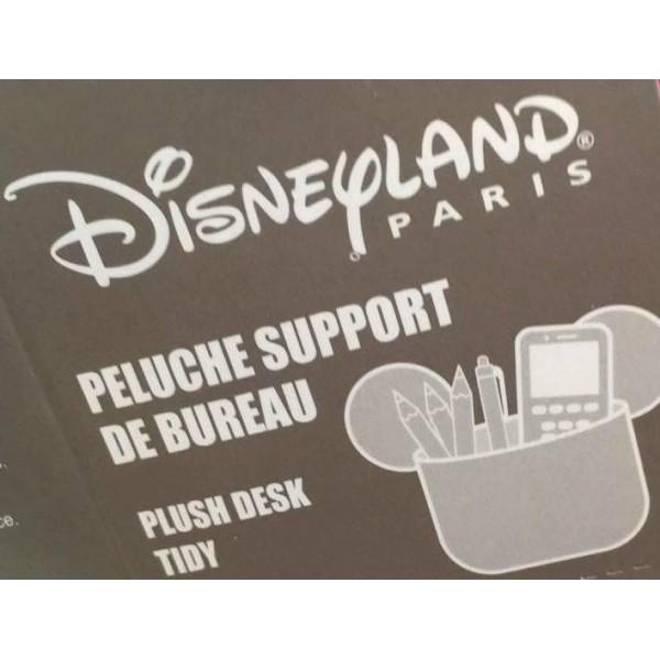Disneyland Paris Plush desk tidy – Cheshire Cat