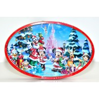 Disney Christmas Chocolate Tin