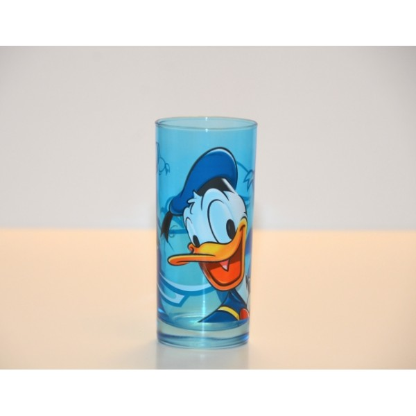 Disney Donald Duck Drinking Glass
