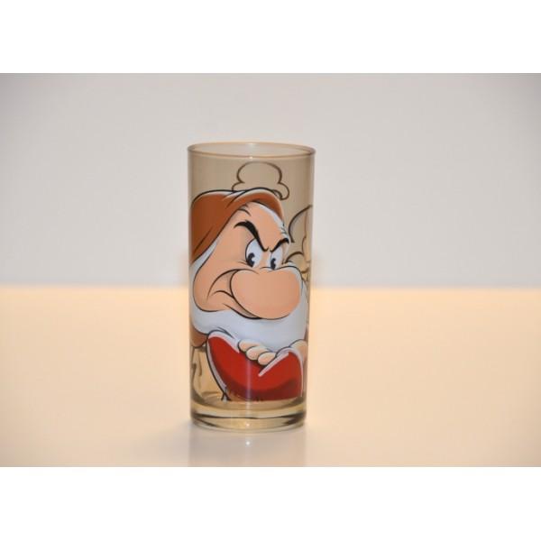Disney Grumpy Drinking Glass