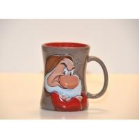 Disney Character Portrait Grumpy Mug