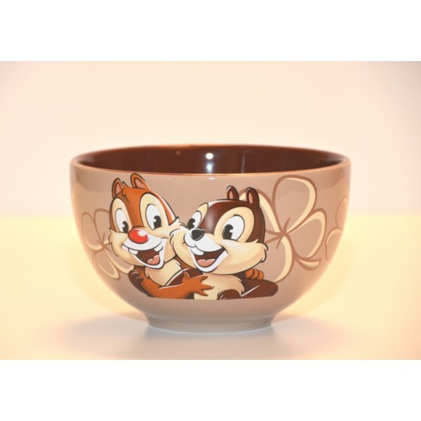 Disney Character Portrait Chip 'N'Dale Bowl