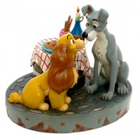 Lady and the Tramp Figure - Bella Notte