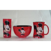 Disney Mickey Mouse Breakfast Set
