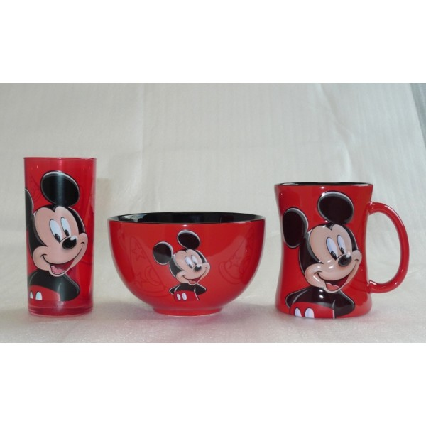 Disney Mickey Mouse Breakfast Set