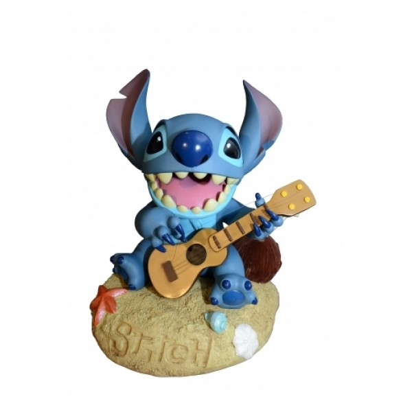 Stitch Cosmic Kahuna Figurine - Very Rare