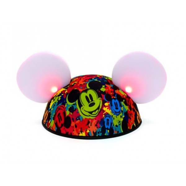 Authentic Disneyland Paris Dreams Light 'Ears