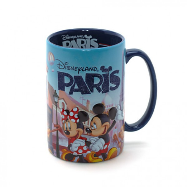 disneyland paris large mug. Black Bedroom Furniture Sets. Home Design Ideas