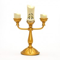Lumière Light-Up Figurine