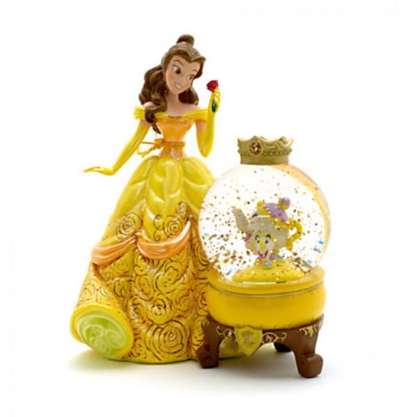 Belle Snow Globe