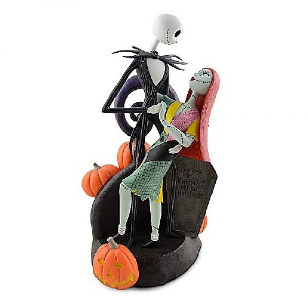 Nightmare Before Christmas - Jack Sally Figurine