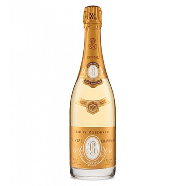 Cristal - Louis Roederer, 2004 (1x75cl) Gift Box