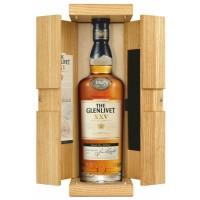 Glenlivet 25 Year Old Single Malt Whisky (70cl)