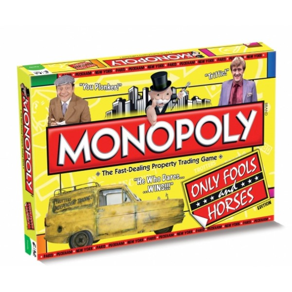 Monopoly Only Fools and Horses - Hasbro