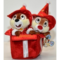 Chip `N' Dale Soft Toy Christmas present