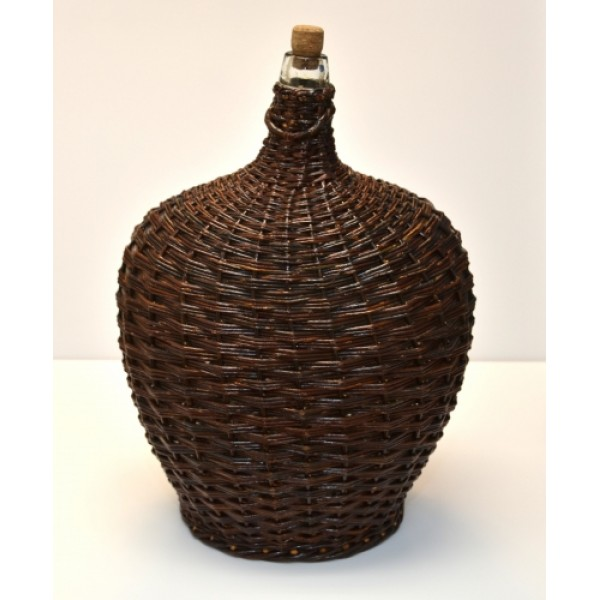 Wicker Large Wine Bottle (25L)