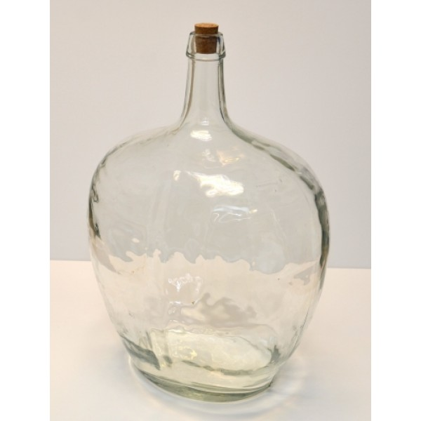French Demijohn Bottle