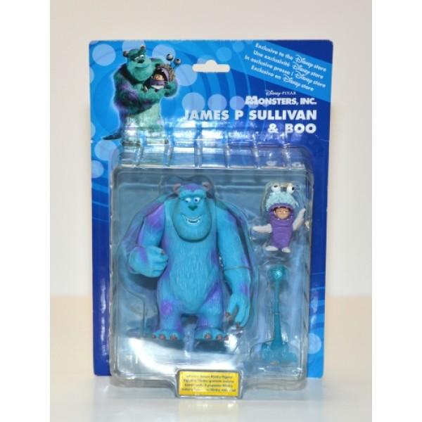 Monsters Inc , James P Sullivan & Boo Action Figure