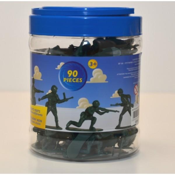 Disney Toy Story Green Army Men Playset