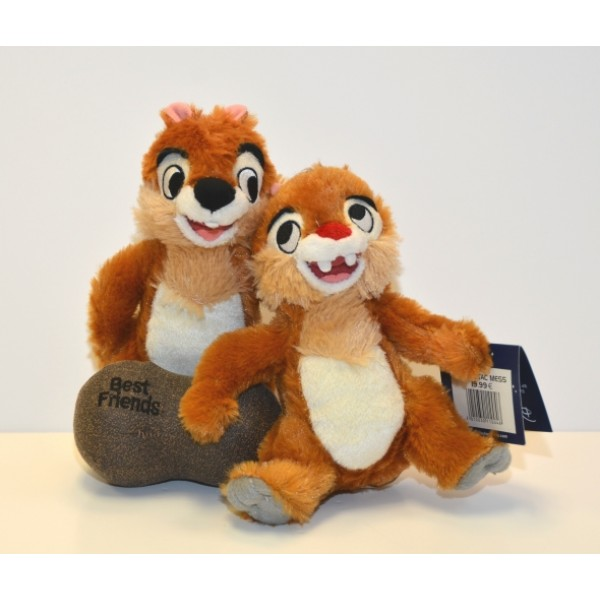 Best Friends Chip and Dale Soft Toy