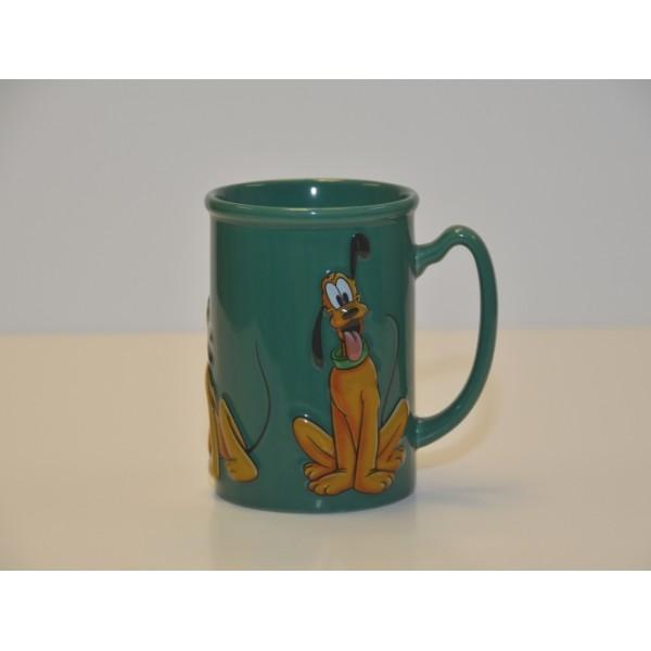 Pluto 3D Mug