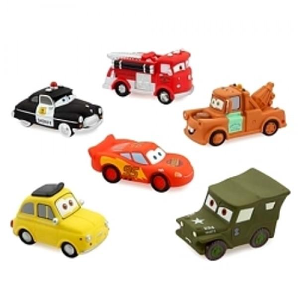 Disney Cars bath Toys