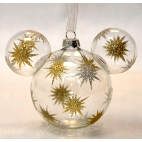 Disney Christmas Ornaments Mickey Ears