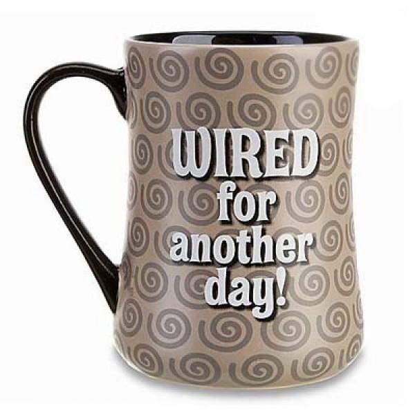 Disney Coffee Mug - Mornings Tigger