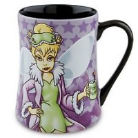 Disney Coffee Mug - Mornings Tinker Bell