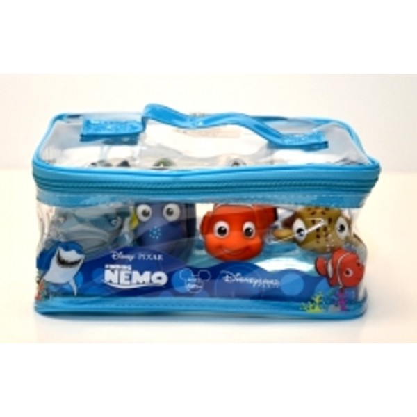 Disney finding nemo figure bath set - Finding nemo bathroom sets ...