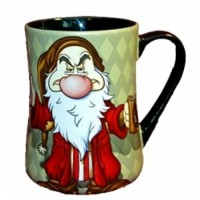 Disney Coffee Mug - Mornings Grumpy