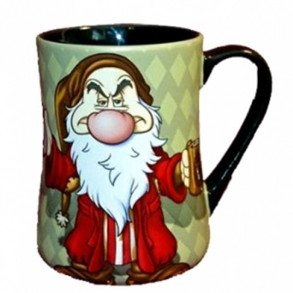 Disney Coffee Mug - Mornings Grumpy