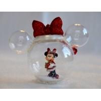 Disney Minnie in a Bauble