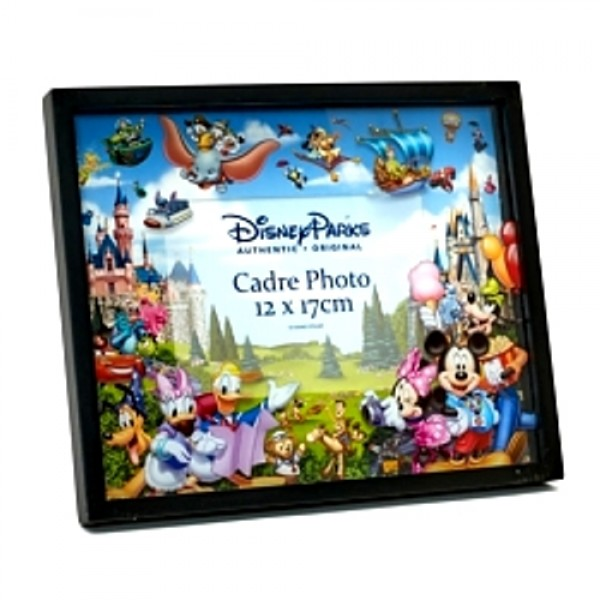 Disney Parks Authentic Mickey and Friends Photo Frame