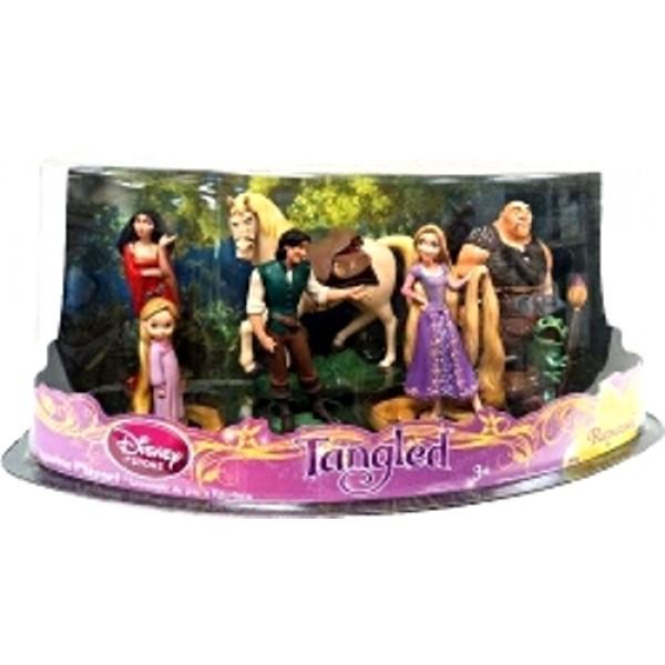 Disney Rapunzel Figurine play set