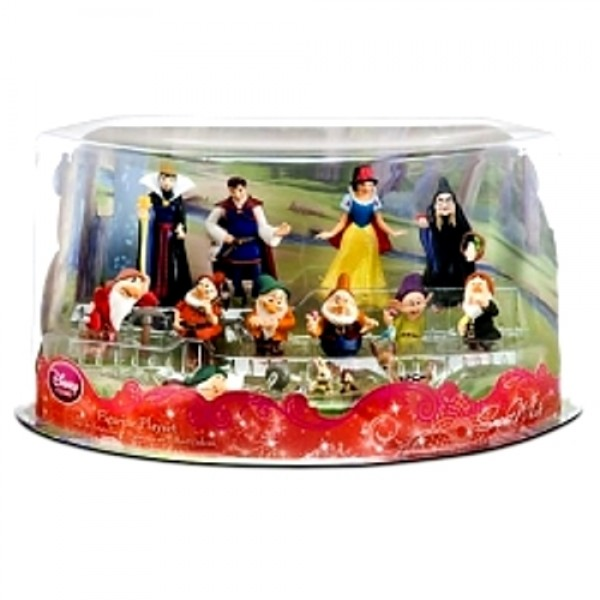 Disney Snow White 13-piece Figure Deluxe Play Set
