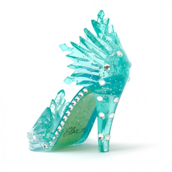 Elsa - Frozen - Miniature Decorative Shoe