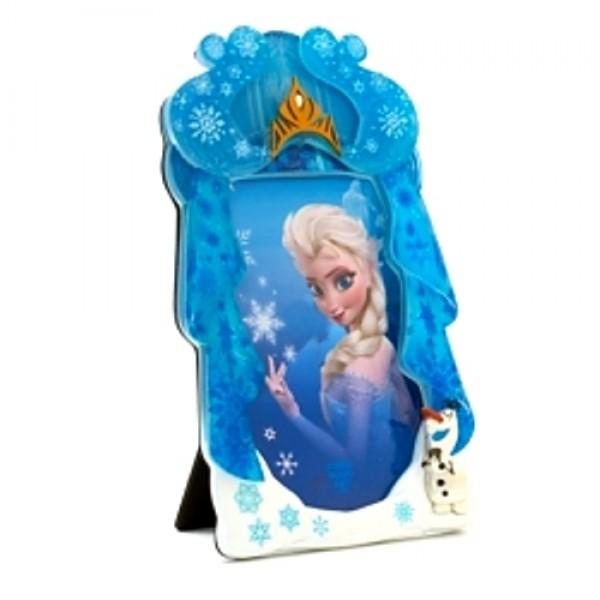 Frozen Photo Frame Original from Disneyland Paris
