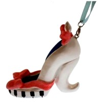 Marie Cat - Aristocats - Miniature Decorative Shoe