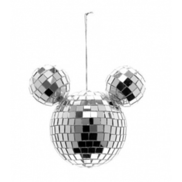 Mickey Mouse Mirror Ball Decoration, extremely rare