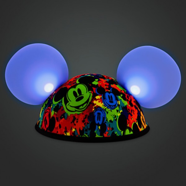 Authentic Disneyland Paris Dreams Light Ears