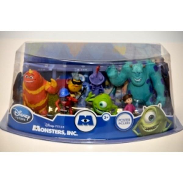 Monster Inc. Figure Play Set