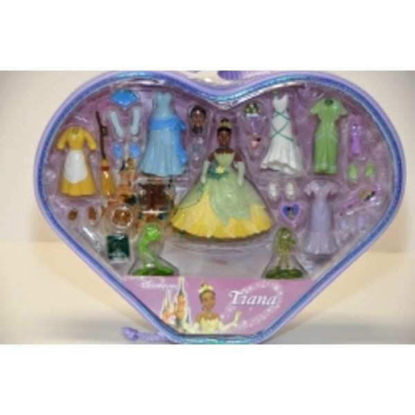 Princess Fashion Set - Tiana
